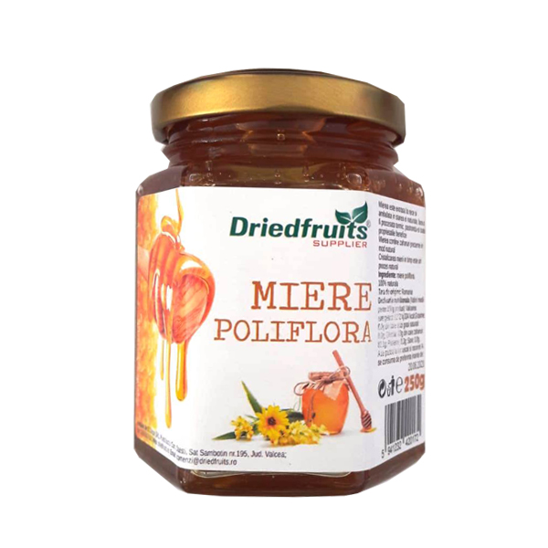 Miere poliflora - Driedfruits