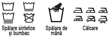 Simbolurile de pe etichetele de haine - Masini de Spalat - Price Zebra